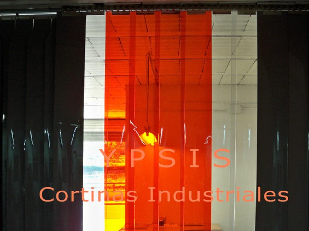 cortinas de lamas de PVC