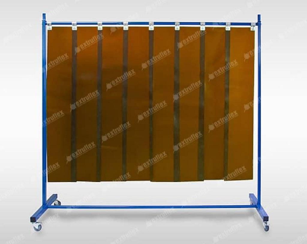 Conoces nuestras pantallas de soldadura en PVC flexible