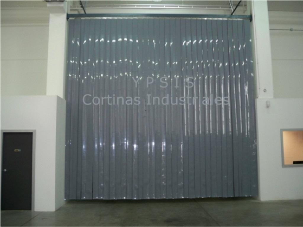 Lamas de PVC flexible