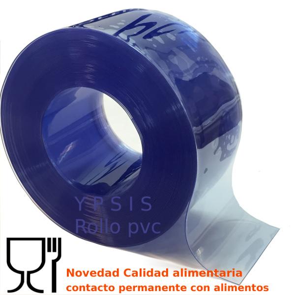 rollo de PVC flexible