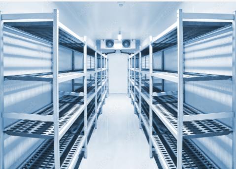 Cortinas de lamas de PVC - Ypsis - Cámaras frigoríficas